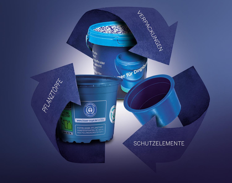 Produkte der blue-Serie