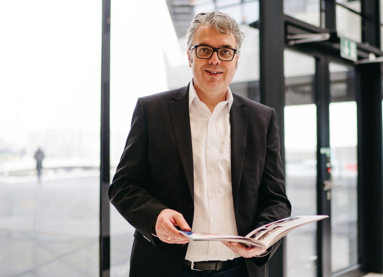 Portrait: Thorsten Hahn