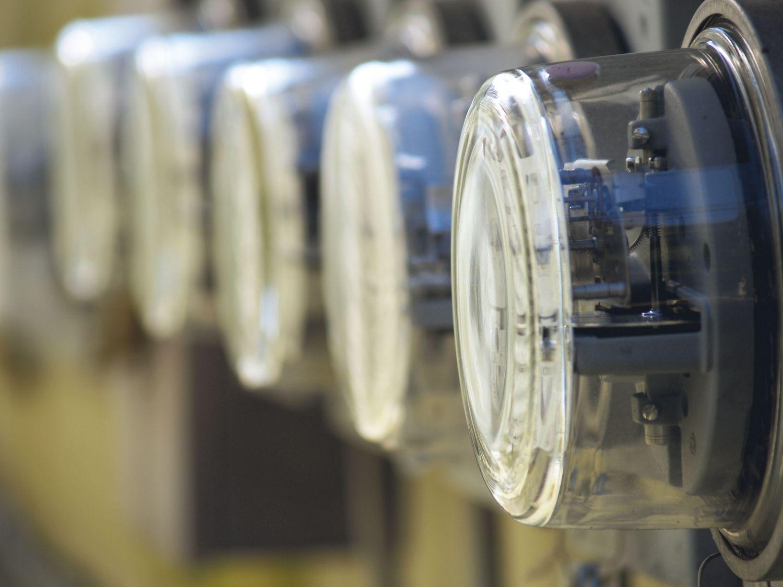 Stromzähler im Detail